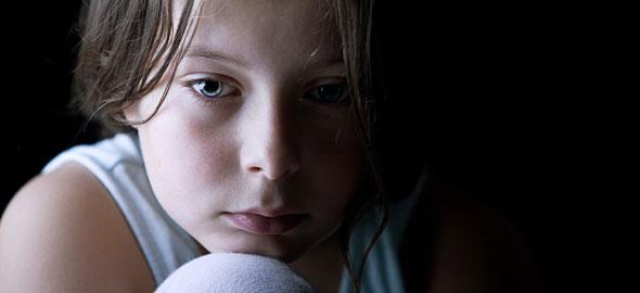 κατάθλιψη παιδιού