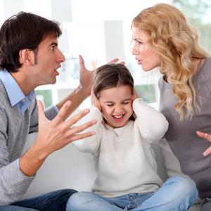διαφωνία γονιών