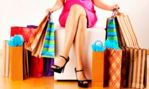 Shopping therapy: μια εξαγορασμένη αίσθηση στιγμιαίας ευφορίας